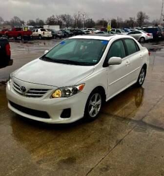 2013 Toyota Corolla for sale at Ace Motors in Saint Charles MO