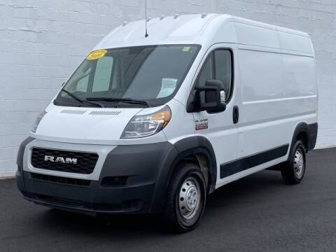 2020 RAM ProMaster Cargo for sale at TEAM ONE CHEVROLET BUICK GMC in Charlotte MI