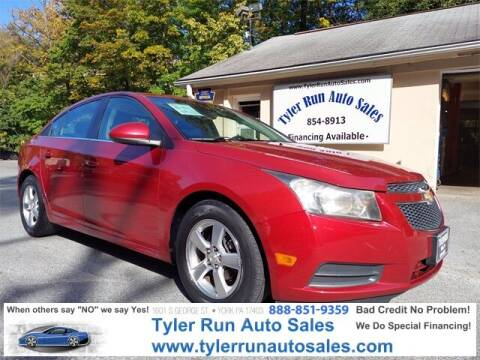 2011 Chevrolet Cruze for sale at Tyler Run Auto Sales in York PA