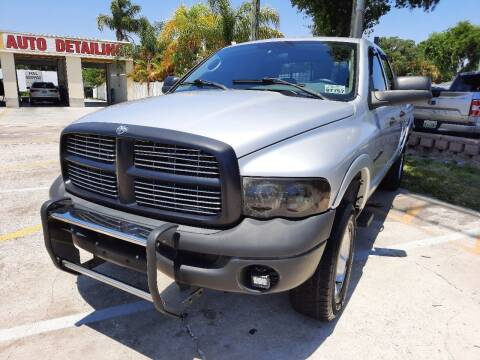 2004 Dodge Ram Pickup 1500 for sale at Autos by Tom in Largo FL