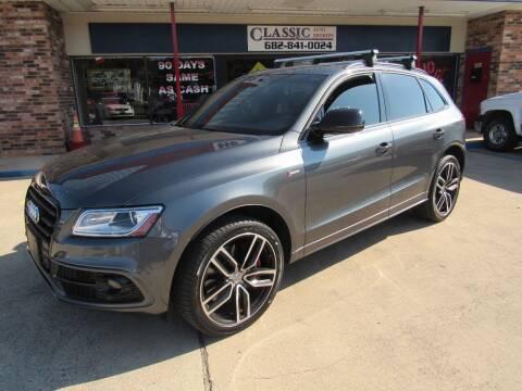 2017 Audi SQ5 for sale at Classic Auto Brokers in Haltom City TX