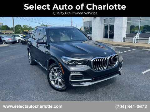 2021 BMW X5 for sale at Select Auto of Charlotte in Matthews NC