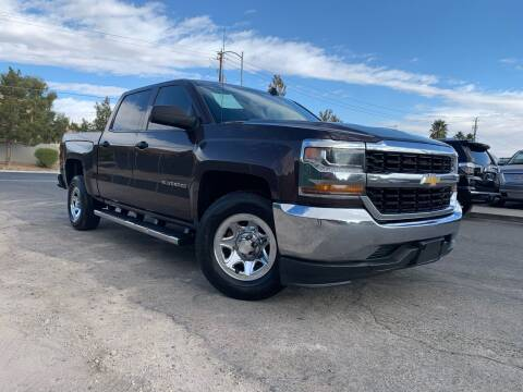 2016 Chevrolet Silverado 1500 for sale at Boktor Motors in Las Vegas NV