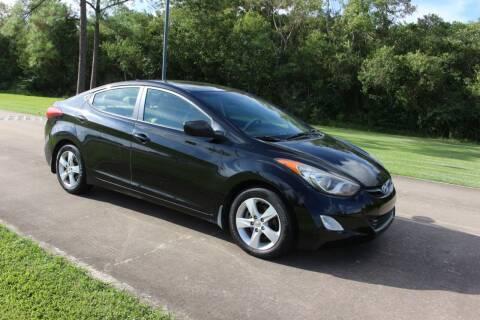 2012 Hyundai Elantra for sale at Clear Lake Auto World in League City TX