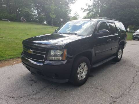 2011 Chevrolet Tahoe for sale at NEW ENGLAND AUTO MALL in Lowell MA