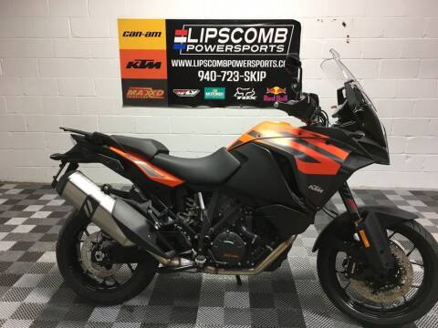2020 KTM 1290 Super Adventure S for sale at Lipscomb Powersports in Wichita Falls TX