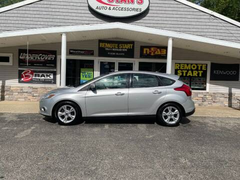 2014 Ford Focus for sale at Stans Auto Sales in Wayland MI
