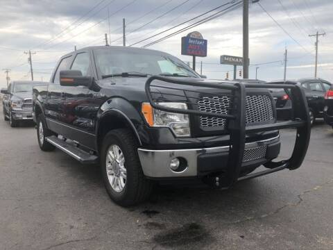 2012 Ford F-150 for sale at Instant Auto Sales in Chillicothe OH