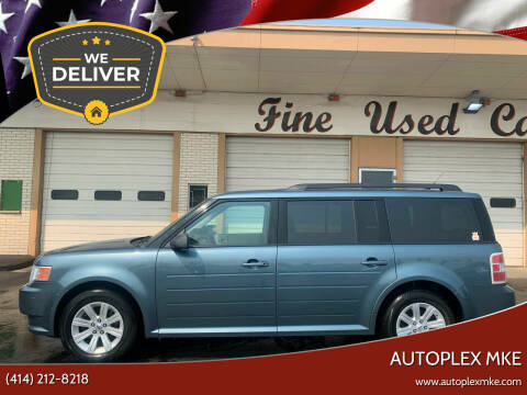 2010 Ford Flex for sale at Autoplex MKE in Milwaukee WI