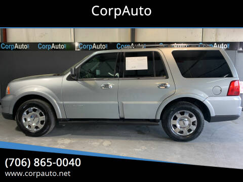 2006 Lincoln Navigator for sale at CorpAuto in Cleveland GA