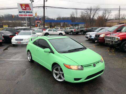 2008 Honda Civic for sale at KB Auto Mall LLC in Akron OH