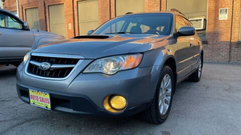 2008 Subaru Outback for sale at Rocky's Auto Sales in Worcester MA