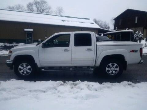 2012 Chevrolet Colorado for sale at JJ's Automotive - Regular Inventory in Mt.Pleasant PA