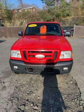 2007 Ford Ranger for sale at ALAN SCOTT AUTO REPAIR in Brattleboro VT