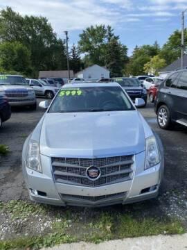 2009 Cadillac CTS for sale at Mastro Motors in Garden City MI