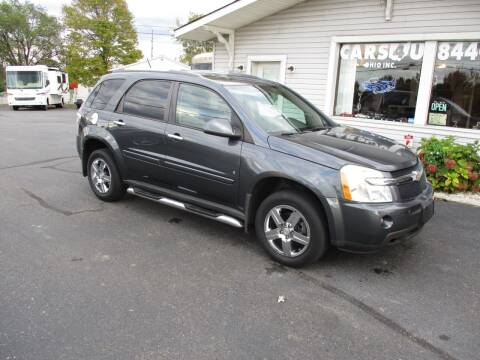 2009 Chevrolet Equinox for sale at Cars 4 U in Liberty Township OH
