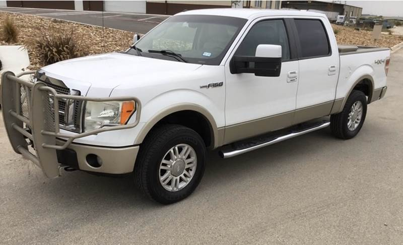 2010 Ford F-150 for sale at eAuto USA in New Braunfels TX