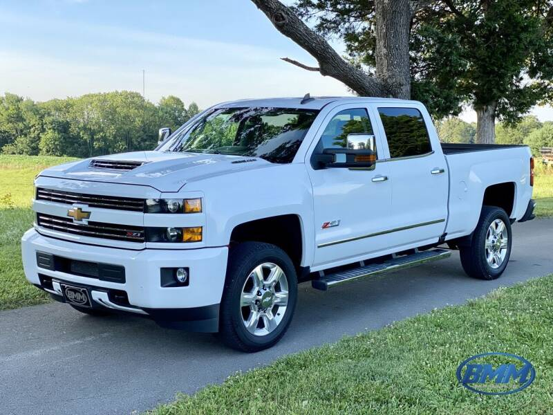 2018 Chevrolet Silverado 2500HD for sale at B & M Motors, LLC in Tompkinsville KY