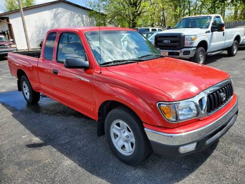 2002 Toyota Tacoma for sale at Prospect Auto Mart in Peoria IL