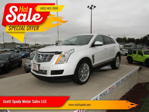 2013 Cadillac SRX for sale at Scott Spady Motor Sales LLC in Hastings NE