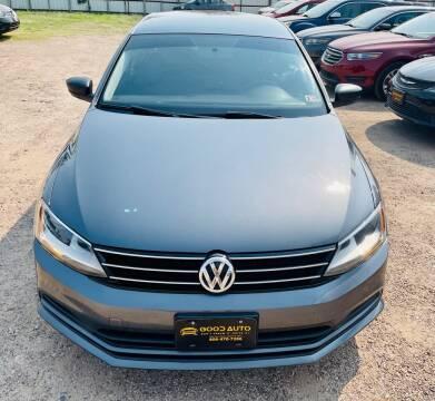 2016 Volkswagen Jetta for sale at Good Auto Company LLC in Lubbock TX