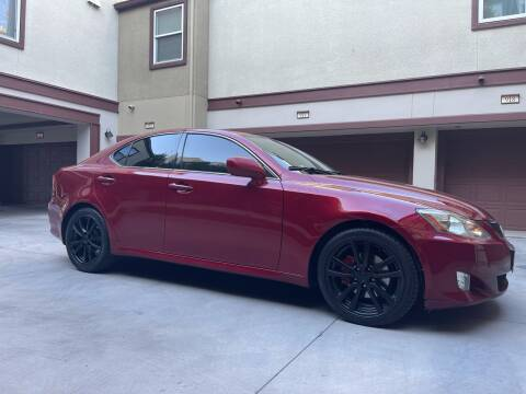 2008 Lexus IS 250 for sale at Ronnie Motors LLC in San Jose CA