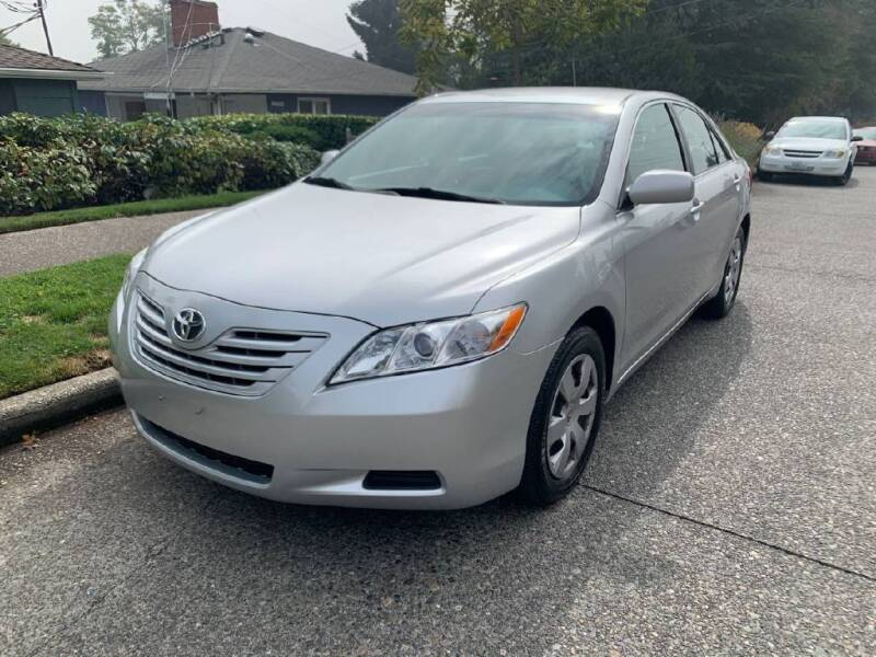 2009 Toyota Camry for sale at Washington Auto Loan House in Seattle WA