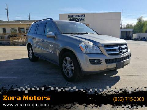 2009 Mercedes-Benz GL-Class for sale at Zora Motors in Houston TX
