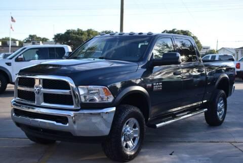 2017 RAM Ram Pickup 2500 for sale at Capital City Trucks LLC in Round Rock TX