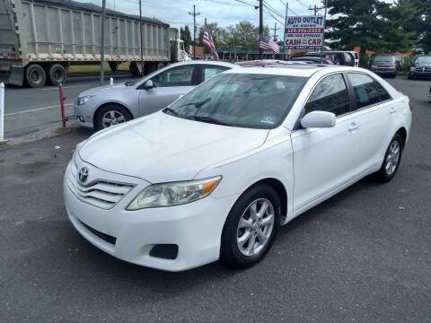 2010 Toyota Camry for sale at Wilson Investments LLC in Ewing NJ