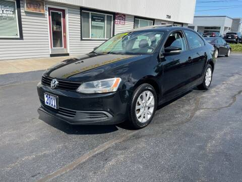 2011 Volkswagen Jetta for sale at Shermans Auto Sales in Webster NY