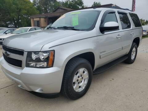 2011 Chevrolet Tahoe for sale at Kachar's Used Cars Inc in Monroe MI