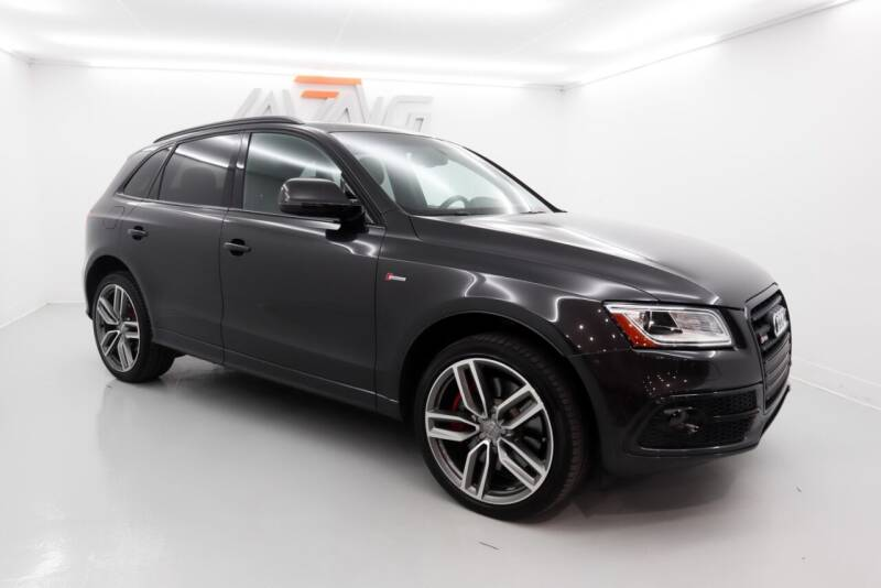 2016 Audi SQ5 for sale at Alta Auto Group in Concord NC