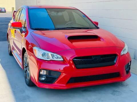 2015 Subaru WRX for sale at Auto Zoom 916 in Rancho Cordova CA