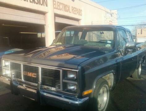 1986 GMC C/K 1500 Series for sale at Haggle Me Classics in Hobart IN