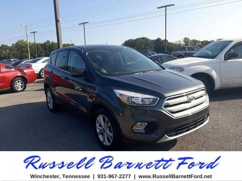 2019 Ford Escape for sale at Oskar  Sells Cars in Winchester TN