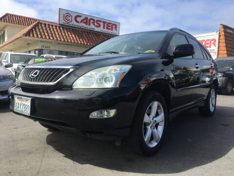 2008 Lexus RX 350 for sale at CARSTER in Huntington Beach CA
