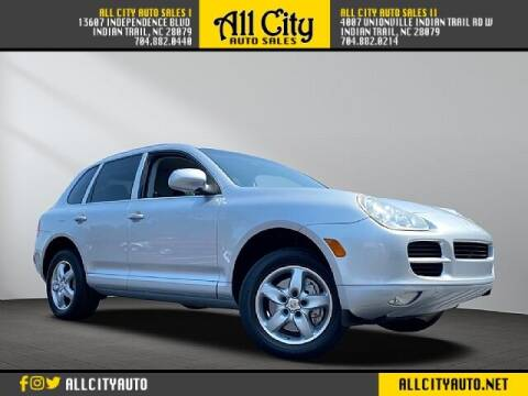 2006 Porsche Cayenne for sale at All City Auto Sales in Indian Trail NC