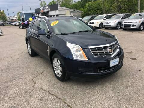 2010 Cadillac SRX for sale at LexTown Motors in Lexington KY