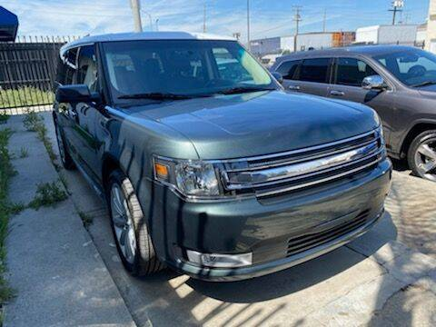 2015 Ford Flex for sale at Ournextcar/Ramirez Auto Sales in Downey CA