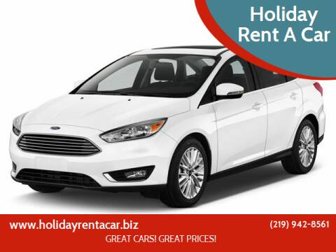 2016 Ford Focus for sale at Holiday Rent A Car in Hobart IN