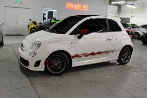 2012 FIAT 500 for sale at R n B Cars Inc. in Denver CO