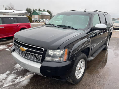 2008 Chevrolet Suburban for sale at Strait-A-Way Auto Sales LLC in Gaylord MI