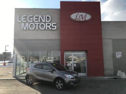 2013 Buick Encore for sale at Legend Motors of Waterford - Legend Motors of Ferndale in Ferndale MI