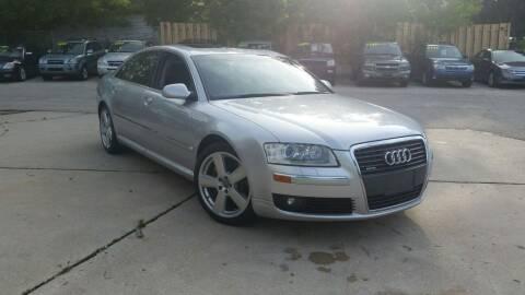 2007 Audi A8 L for sale at TL Motors LLC in Hartford WI