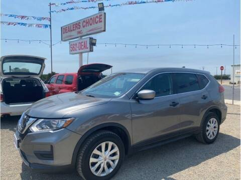 2018 Nissan Rogue for sale at Dealers Choice Inc in Farmersville CA