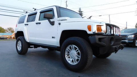 2006 HUMMER H3 for sale at Action Automotive Service LLC in Hudson NY