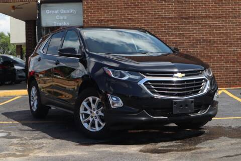 2019 Chevrolet Equinox for sale at Hobart Auto Sales in Hobart IN