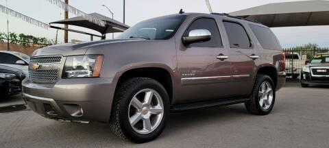 2014 Chevrolet Tahoe for sale at Elite Motors in El Paso TX