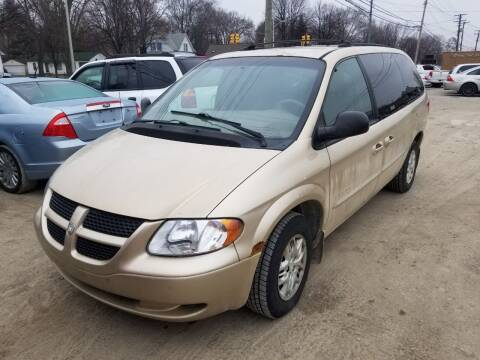 2001 Dodge Grand Caravan for sale at D & D All American Auto Sales in Mt Clemens MI